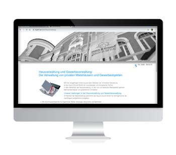 Haus & Grund Mülheim an der Ruhr - Webdesign Iwona Downar