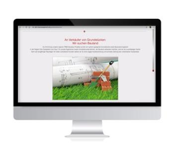 PBM Projekt Baumanagement Zuzka & Reiser Köln - Webdesign Iwona Downar