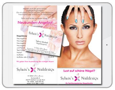 Sylwia's Naildesign-Grafikdesign Iwona Downar